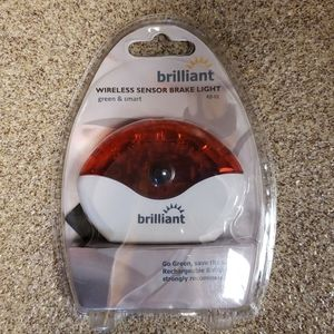 NEW Brilliant Wireless Sensor Brake Light